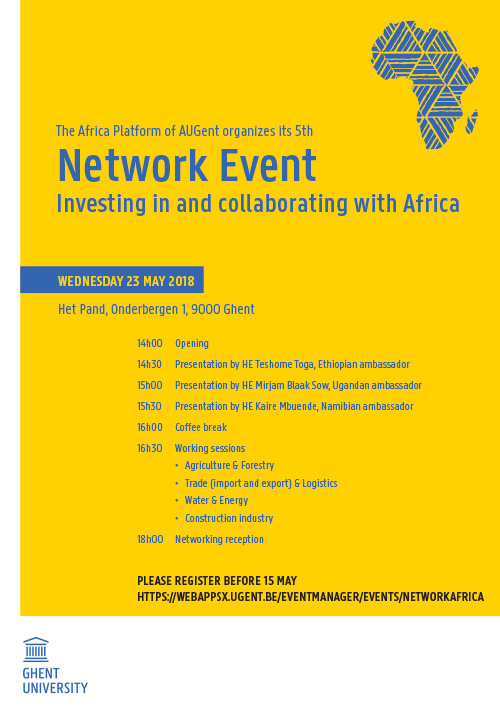 Investing in and collaborating with Africa